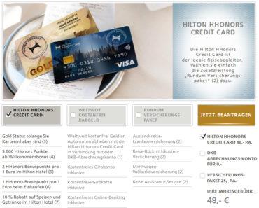 Hilton HHonors Vorzugskonditionen bei Priority Pass Lounges